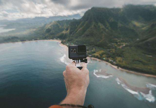 fotografování zážitků