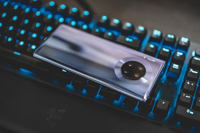 smartphone Huawei Mate30Pro