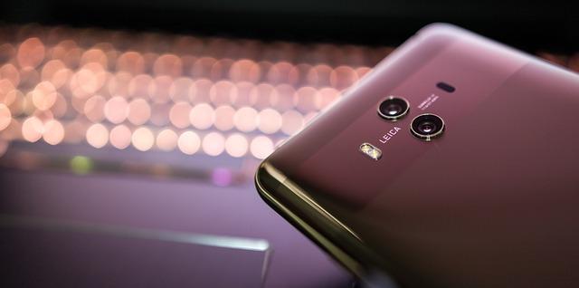smartphone Huawei Mate10